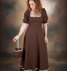 Vestido Época Señora  Ref.905