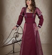 Vestido Medieval Señora  Ref.2497