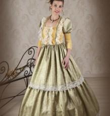 Vestido Romántico Señora  Ref.2538