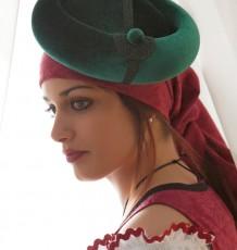 Sombrero Calañés Dama