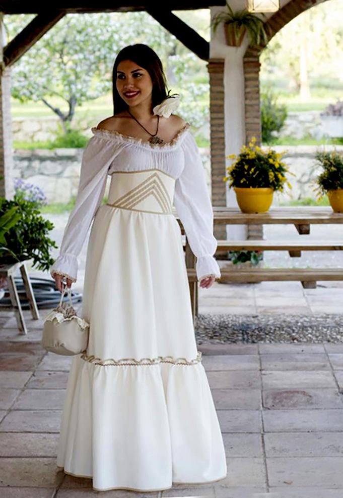 Vestido Modelo PUEBLA 3