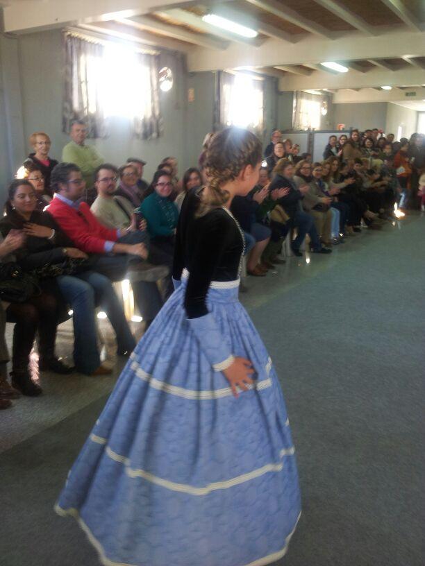 Traje Epoca Carmen Astete-0012, Desfile Made in Ronda