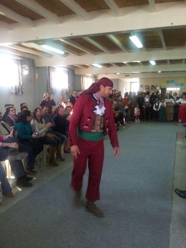 Traje Epoca Carmen Astete-0021, Desfile Made in Ronda