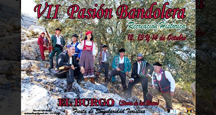 Pasion Bandolera El Burgo 2018