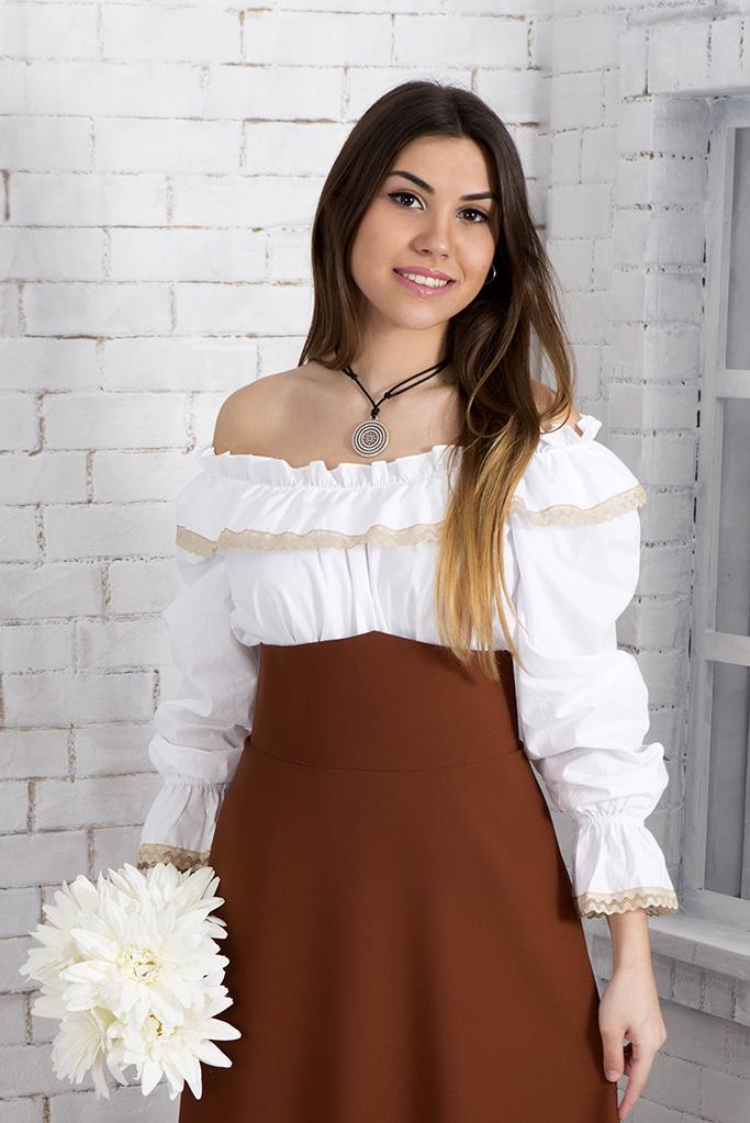 Camisa Modelo SIERRA DE LIJAR